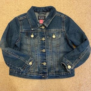 5T Girls Jean Jacket